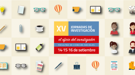 XV Jornadas de Investigación Científica