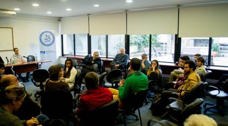 Docentes y estudiantes debatieron sobre la evaluación de las investigaciones