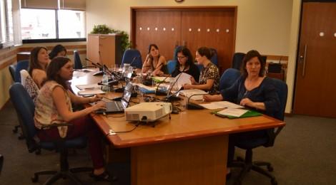 Mesa temática sobre Calidad con Equidad de Género