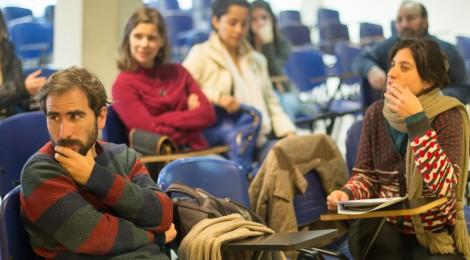 Lucía Abbadie presentó su tesis de maestría en Historia Económica